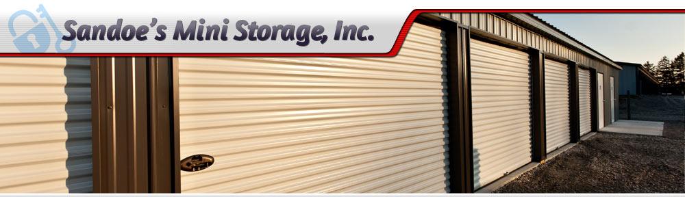 Sandoe's Mini Storage